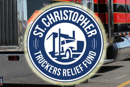 St. Chistopher Truckers Relief Fund logo