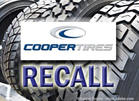 Cooper Tires recall