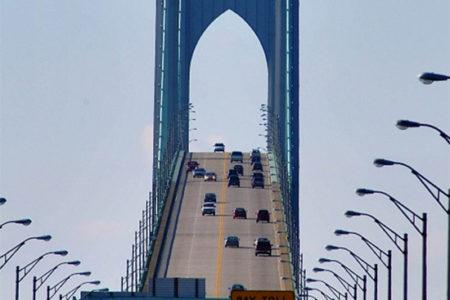 Rhode Island Toll Bridge
