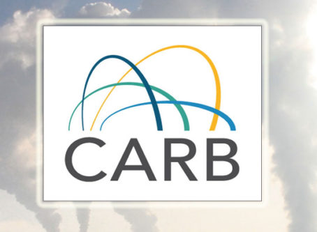 CARB regulates vehicle emissions.