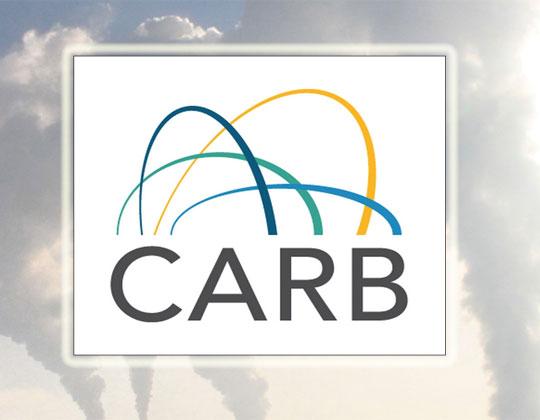 CARB regulates vehicle emissions.
