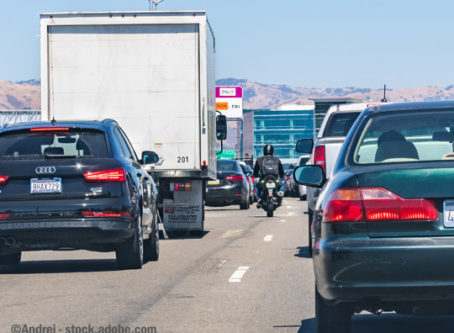 Traffic congestion will be a growing problem, according to a study from TRIP