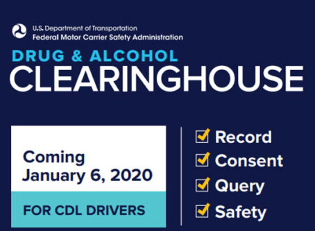 CDL Drug & Alcohol Clearinghouse delayed for states, not drivers