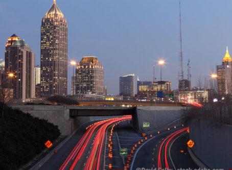 Downtown Atlanta, Ga.