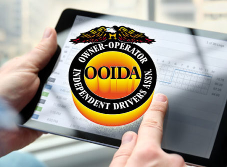 OOIDA, electronic logging device recording hours of service