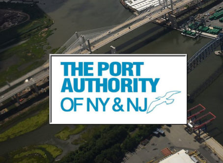 Port Authority of New York and New Jersey logo, new Goethals Bridge
