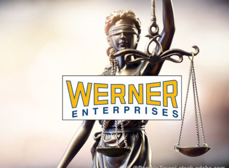 Werner faces $40 million judgment over training