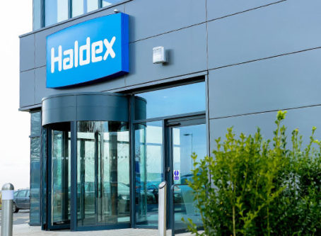 Haldex building