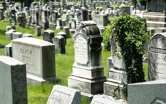 Gravestones. Large truck-involved fatalities reached a 30-year high during the first full year of the ELD mandate