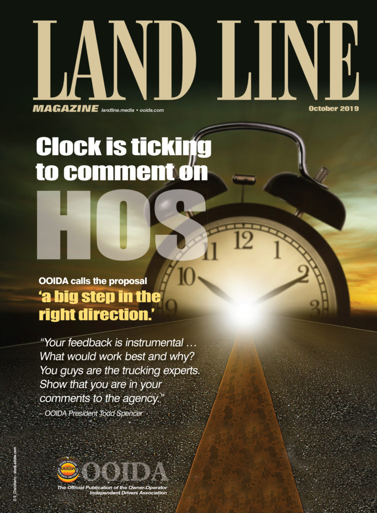 October 2019 Land Line Magazine