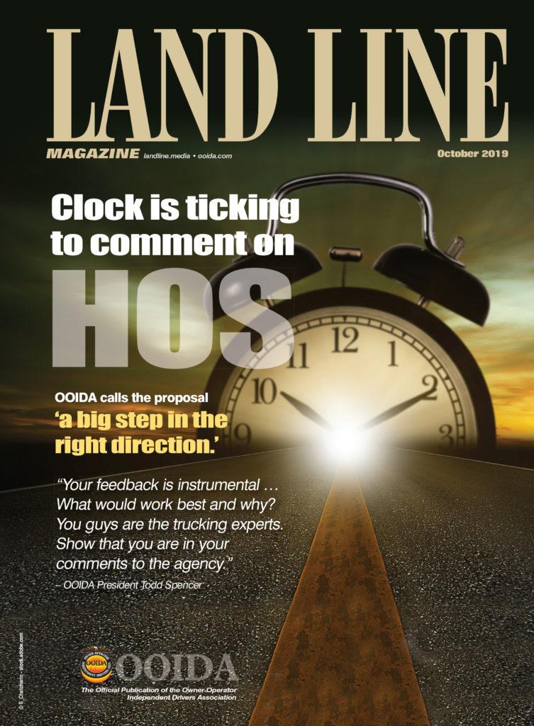 October 2019 Land Line Magazine