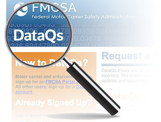 OOIDA calls for due process in DataQ program - Land Line