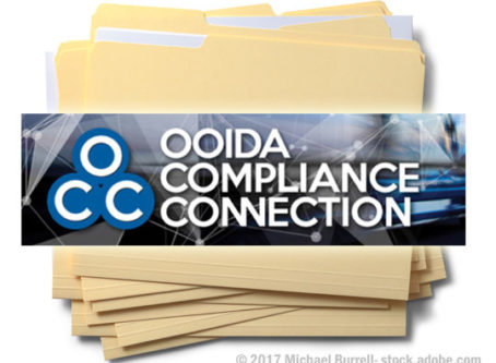 OOIDA Compliance Connect, file folders
