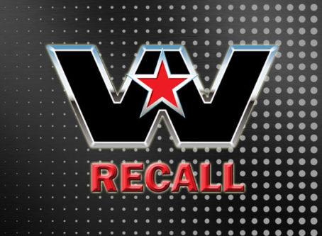 Recall Western Star