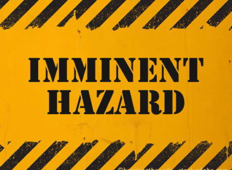 Imminent Hazard graphic