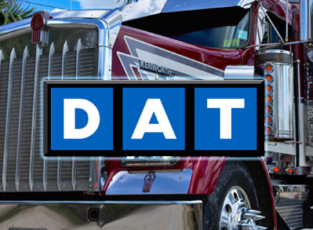 DAT Solutions report on truckload rates