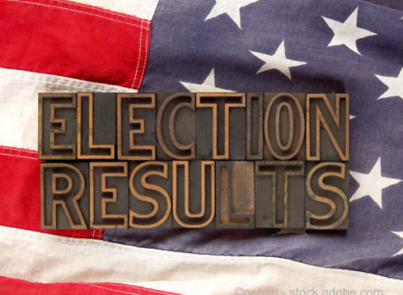 Election results on transportation issues in 3 states