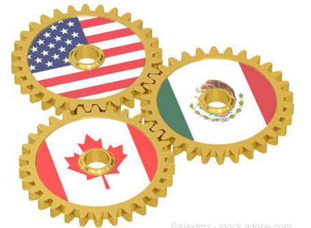 NAFTA cross-border cogs, U.S., Canada, Mexico
