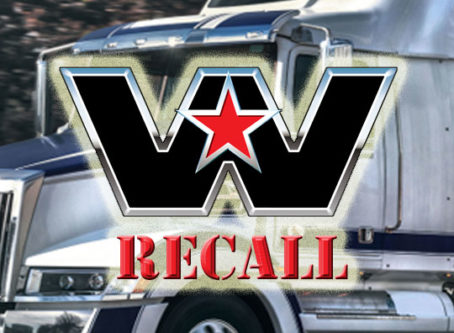 Western Star recall