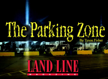 The Parking Zone truck parking