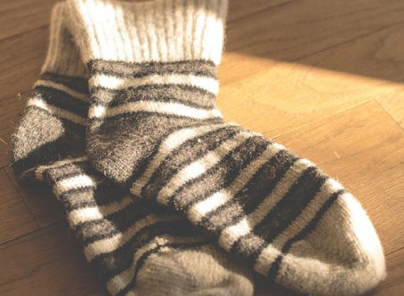 simple things warm socks