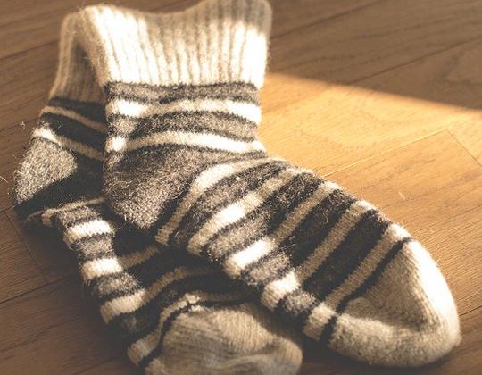 simple things warm socks