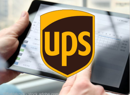 OSHA backs UPS driver who refused to drive without an ELD