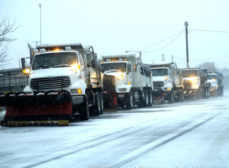 Nor'easter causes travel restrictions in several states