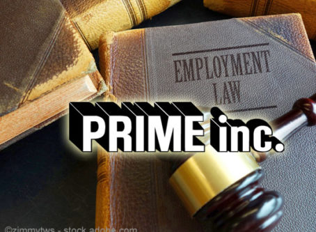 New Prime involved in sexual harassment lawsuit