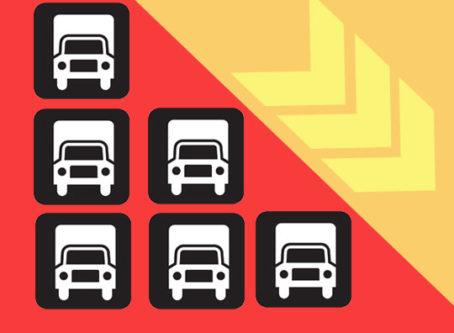 Trucking jobs down in November