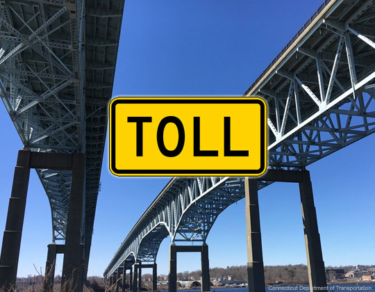 Connecticut toll truck-only tolls may be put on the Gold Star Memorial Bridge on Interstate 95