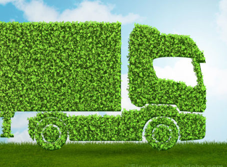 Eight states, D.C., make pledge for zero-emission trucks