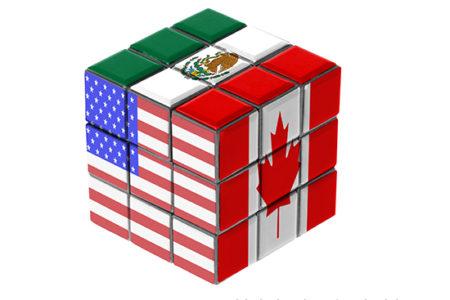 USMCA rubix cube