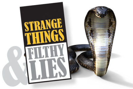 Strange Things Filthy Lies