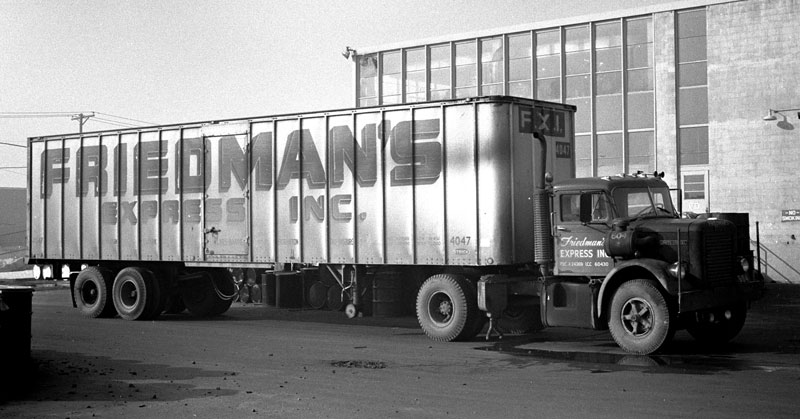 John Bendel's first day on the job for an LTL trucking company in 1968 didn't include any driver training during orientation.