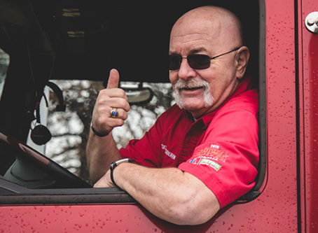 Jon Osburn Spirit Truck