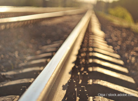 railroad tracks war on trucking