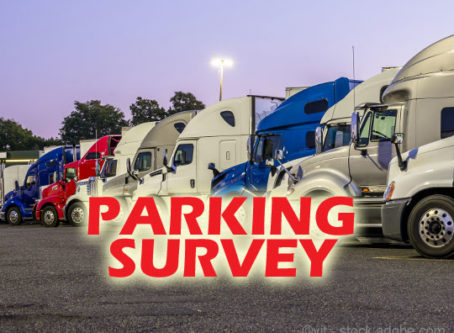 Midwest transport officials need truckers' input on parking system survey