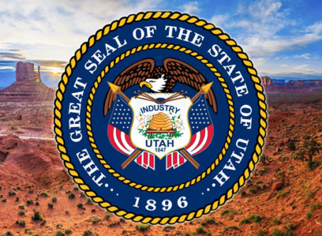 Seal of the state of Utah