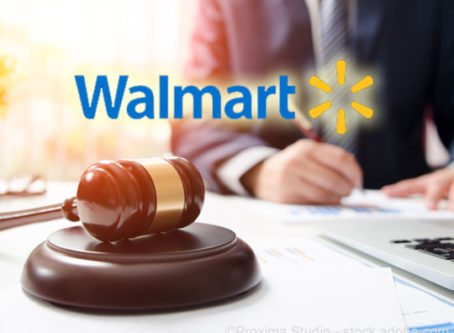 Walmart lawsuit, court scene