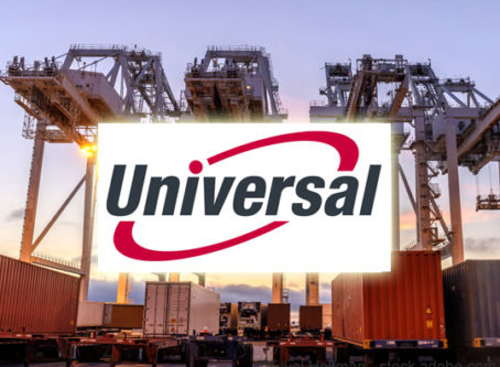 Universal Logistics laid off 70 port workers just before Christmas.