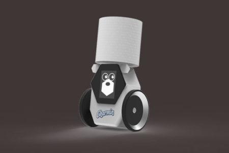 Procter & Gambles Charmin Roll-bot