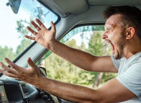 Survey reveals most drivers have road rage