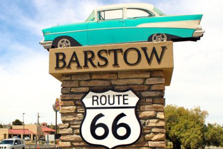 Barstow, California