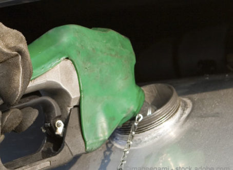 U.S. diesel fuel prices
