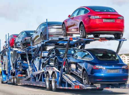 Automobile transporters car haulers