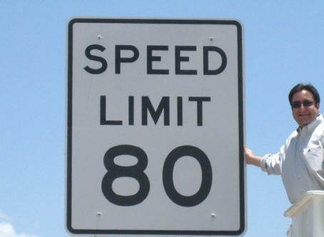 Speed limit changes sought around the country