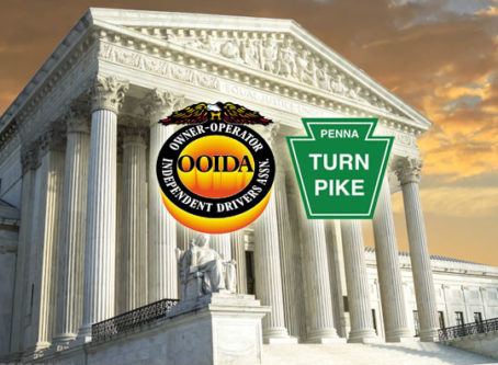 Supreme Court rejects OOIDA's petition to hear Pennsylvania toll lawsuit