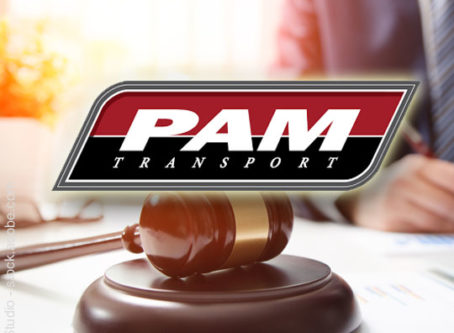 P.A.M. Transport in wage lawsuit