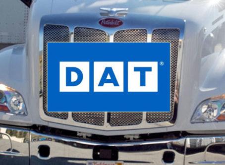 DAT Solutions Freight Rate Spot Market